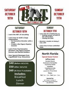 North Florida Boot Camp 2015